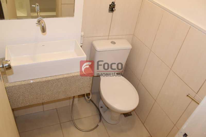 Banheiro - Sala Comercial 25m² à venda Rua Barata Ribeiro,Copacabana, Rio de Janeiro - R$ 300.000 - JBSL00080 - 6