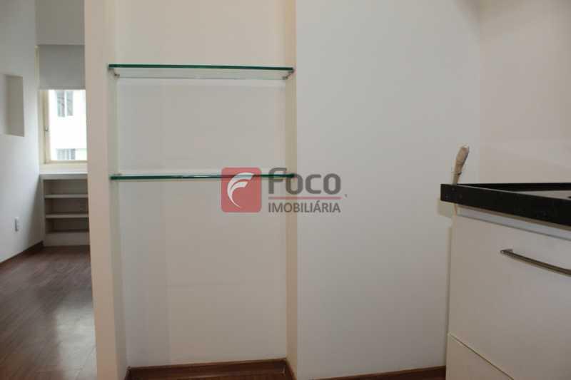 Cozinha - Sala Comercial 25m² à venda Rua Barata Ribeiro,Copacabana, Rio de Janeiro - R$ 300.000 - JBSL00080 - 13