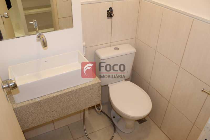 Banheiro - Sala Comercial 25m² à venda Rua Barata Ribeiro,Copacabana, Rio de Janeiro - R$ 300.000 - JBSL00080 - 9