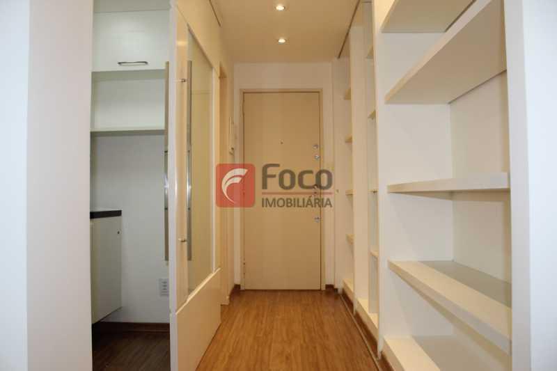 hall de Entrada - Sala Comercial 25m² à venda Rua Barata Ribeiro,Copacabana, Rio de Janeiro - R$ 300.000 - JBSL00080 - 19
