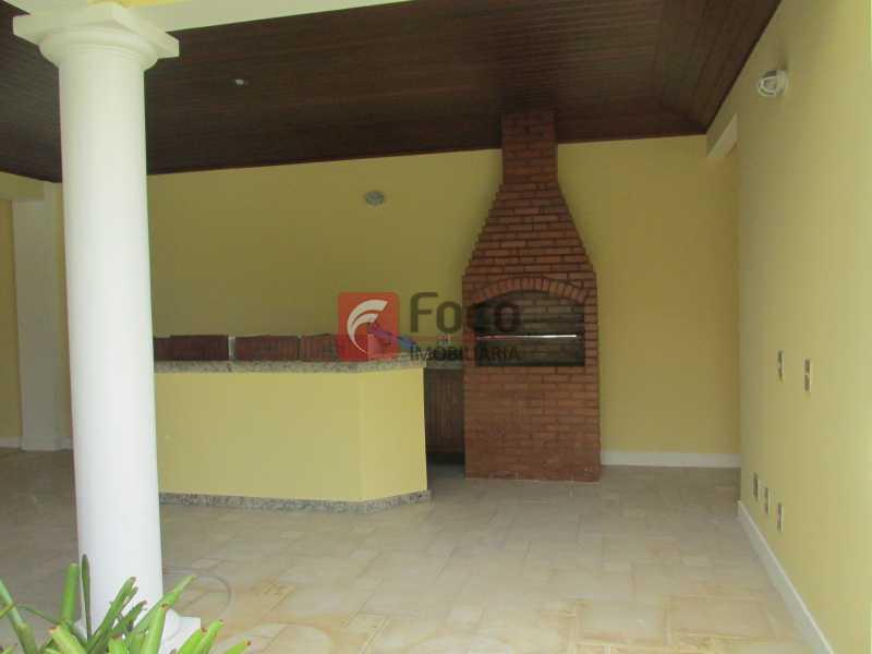 CHURRASQUEIRA - Casa em Condomínio à venda Rua Ariosto Berna,Barra da Tijuca, Rio de Janeiro - R$ 6.500.000 - JBCN40009 - 6