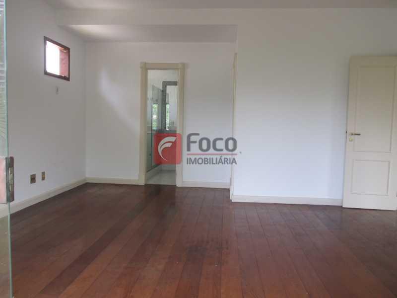 SUÍTE - Casa em Condomínio à venda Rua Ariosto Berna,Barra da Tijuca, Rio de Janeiro - R$ 6.500.000 - JBCN40009 - 17