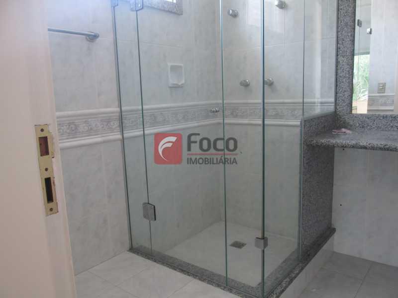 BANHEIRO SUÍTE - Casa em Condomínio à venda Rua Ariosto Berna,Barra da Tijuca, Rio de Janeiro - R$ 6.500.000 - JBCN40009 - 19