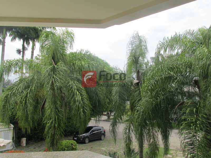 VISTA - Casa em Condomínio à venda Rua Ariosto Berna,Barra da Tijuca, Rio de Janeiro - R$ 6.500.000 - JBCN40009 - 21