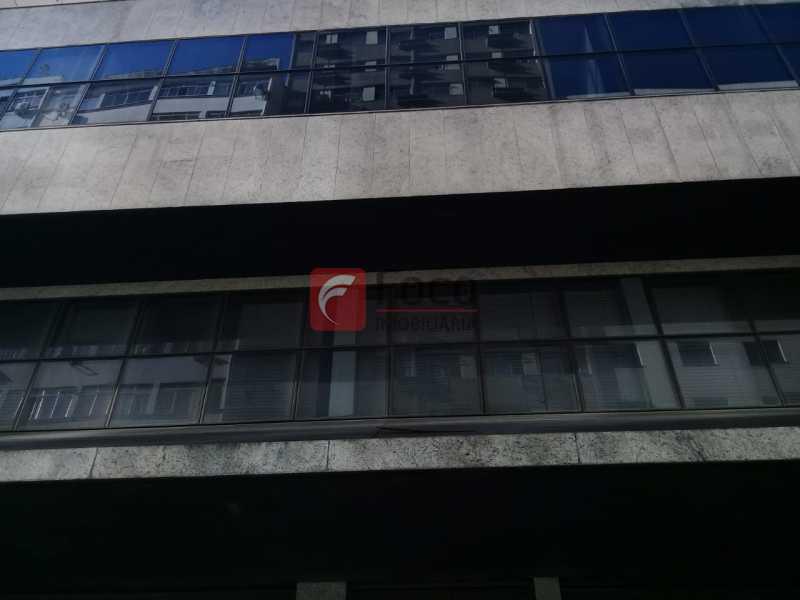 FACHADA - Prédio 2680m² à venda Rua do Resende,Centro, Rio de Janeiro - R$ 10.000.000 - JBPR00005 - 4