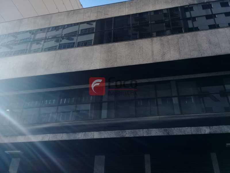 FACHADA - Prédio 2680m² à venda Rua do Resende,Centro, Rio de Janeiro - R$ 10.000.000 - JBPR00005 - 1