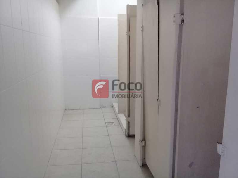 BANHEIRO - Prédio 2680m² à venda Rua do Resende,Centro, Rio de Janeiro - R$ 10.000.000 - JBPR00005 - 10