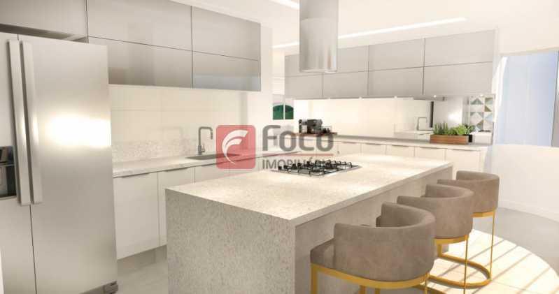 Cozinha - Apartamento à venda Avenida Augusto Severo,Glória, Rio de Janeiro - R$ 899.000 - JBAP31464 - 9