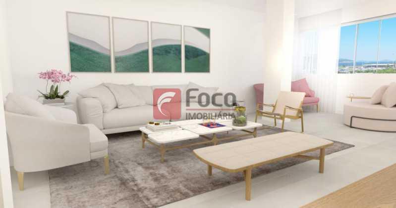 Sala - Apartamento à venda Avenida Augusto Severo,Glória, Rio de Janeiro - R$ 899.000 - JBAP31464 - 1