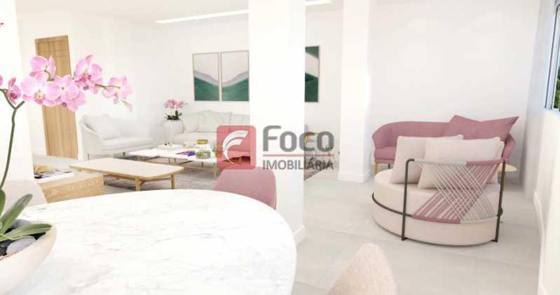 Sala - Apartamento à venda Avenida Augusto Severo,Glória, Rio de Janeiro - R$ 899.000 - JBAP31464 - 4