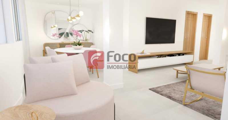 sala - Apartamento à venda Avenida Augusto Severo,Glória, Rio de Janeiro - R$ 899.000 - JBAP31464 - 5