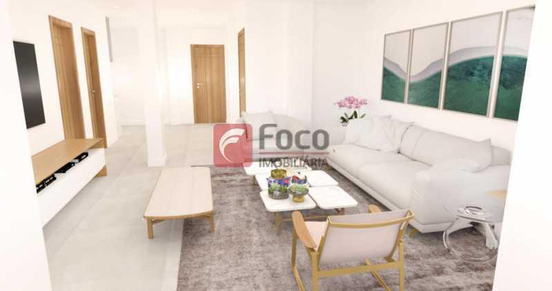 Sala - Apartamento à venda Avenida Augusto Severo,Glória, Rio de Janeiro - R$ 899.000 - JBAP31464 - 6