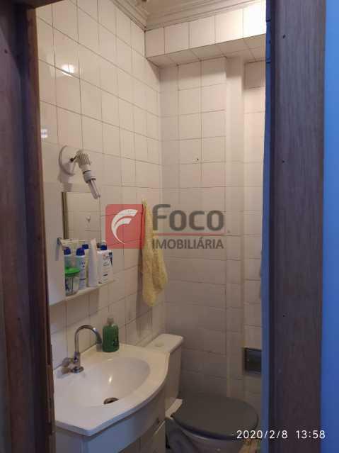 BANHEIRO SOCIAL - Kitnet/Conjugado 43m² à venda Avenida Nossa Senhora de Copacabana,Copacabana, Rio de Janeiro - R$ 460.000 - JBKI00121 - 9