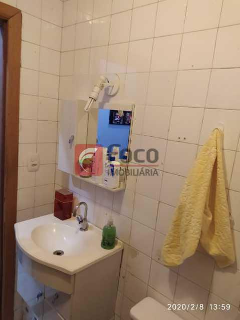 BANHEIRO - Kitnet/Conjugado 43m² à venda Avenida Nossa Senhora de Copacabana,Copacabana, Rio de Janeiro - R$ 460.000 - JBKI00121 - 10