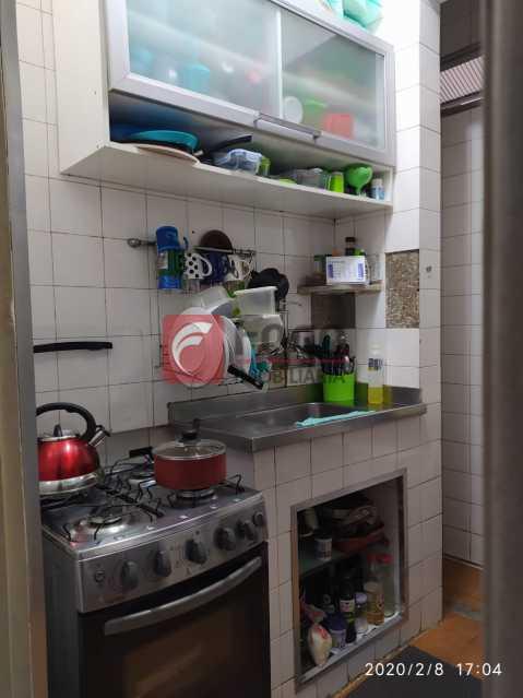 COZINHA - Kitnet/Conjugado 43m² à venda Avenida Nossa Senhora de Copacabana,Copacabana, Rio de Janeiro - R$ 460.000 - JBKI00121 - 13