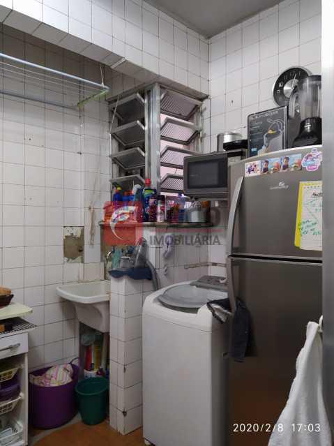 COZINHA - Kitnet/Conjugado 43m² à venda Avenida Nossa Senhora de Copacabana,Copacabana, Rio de Janeiro - R$ 460.000 - JBKI00121 - 14
