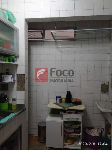 COZINHA - Kitnet/Conjugado 43m² à venda Avenida Nossa Senhora de Copacabana,Copacabana, Rio de Janeiro - R$ 460.000 - JBKI00121 - 15