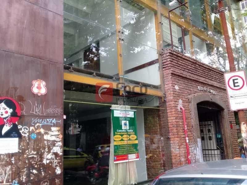 predio  - Casa de Vila à venda Rua Gago Coutinho,Laranjeiras, Rio de Janeiro - R$ 750.000 - JBCV10002 - 3