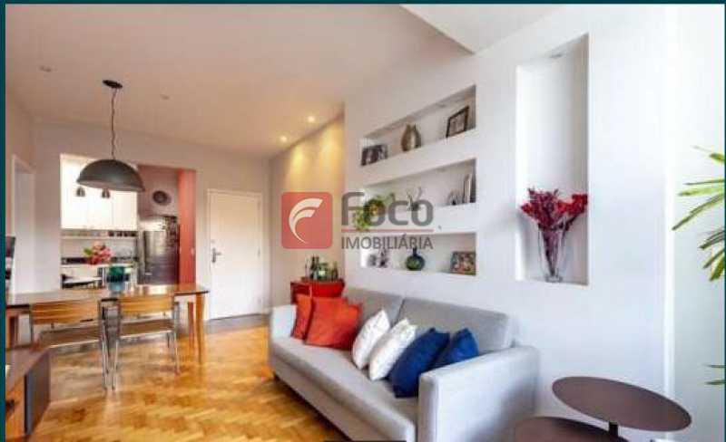 1 - Apartamento à venda Rua Alzira Cortes,Botafogo, Rio de Janeiro - R$ 959.000 - JBAP21135 - 1