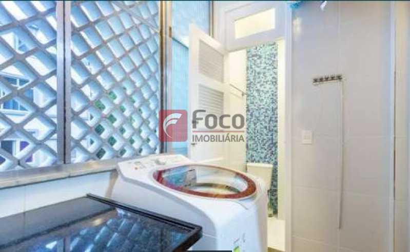 18 - Apartamento à venda Rua Alzira Cortes,Botafogo, Rio de Janeiro - R$ 959.000 - JBAP21135 - 19