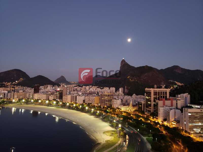 VISTA - Cobertura à venda Praia de Botafogo,Botafogo, Rio de Janeiro - R$ 3.900.000 - JBCO30182 - 5