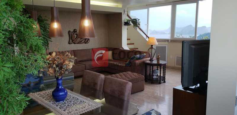 SALA  - Cobertura à venda Praia de Botafogo,Botafogo, Rio de Janeiro - R$ 3.900.000 - JBCO30182 - 6
