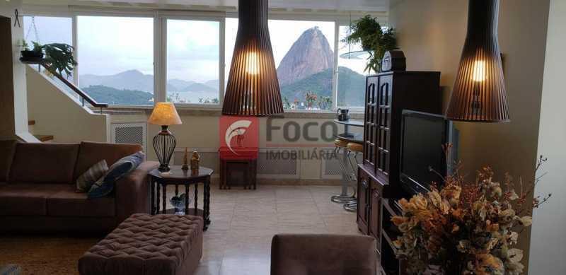 SALA  - Cobertura à venda Praia de Botafogo,Botafogo, Rio de Janeiro - R$ 3.900.000 - JBCO30182 - 3