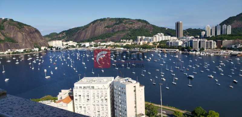 VISTA - Cobertura à venda Praia de Botafogo,Botafogo, Rio de Janeiro - R$ 3.900.000 - JBCO30182 - 7