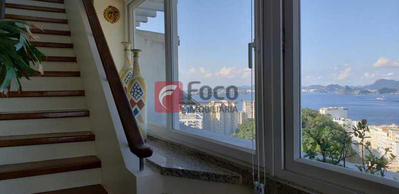 ACESSO AO 2º. PISO - Cobertura à venda Praia de Botafogo,Botafogo, Rio de Janeiro - R$ 3.900.000 - JBCO30182 - 20