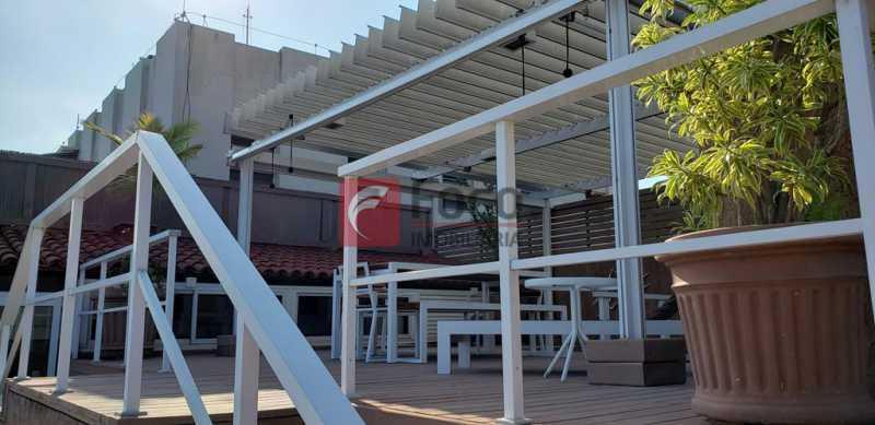 ÁREA EXTERNA - Cobertura à venda Praia de Botafogo,Botafogo, Rio de Janeiro - R$ 3.900.000 - JBCO30182 - 28