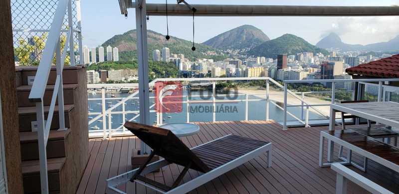 ÁREA EXTERNA - PISCINA - Cobertura à venda Praia de Botafogo,Botafogo, Rio de Janeiro - R$ 3.900.000 - JBCO30182 - 30
