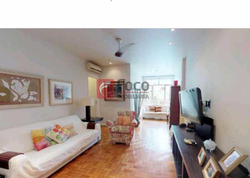 Sala - Apartamento à venda Rua Martins Ferreira,Botafogo, Rio de Janeiro - R$ 800.000 - JBAP31473 - 1