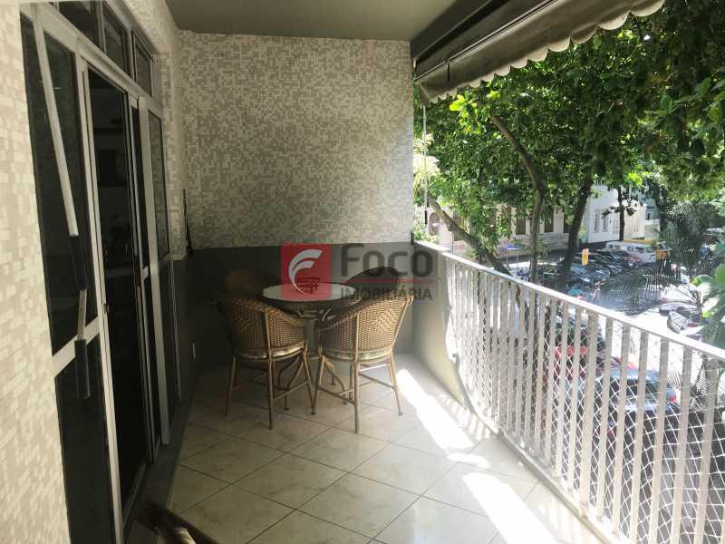 444 - Apartamento à venda Praça Santos Dumont,Gávea, Rio de Janeiro - R$ 1.400.000 - JBAP21144 - 1