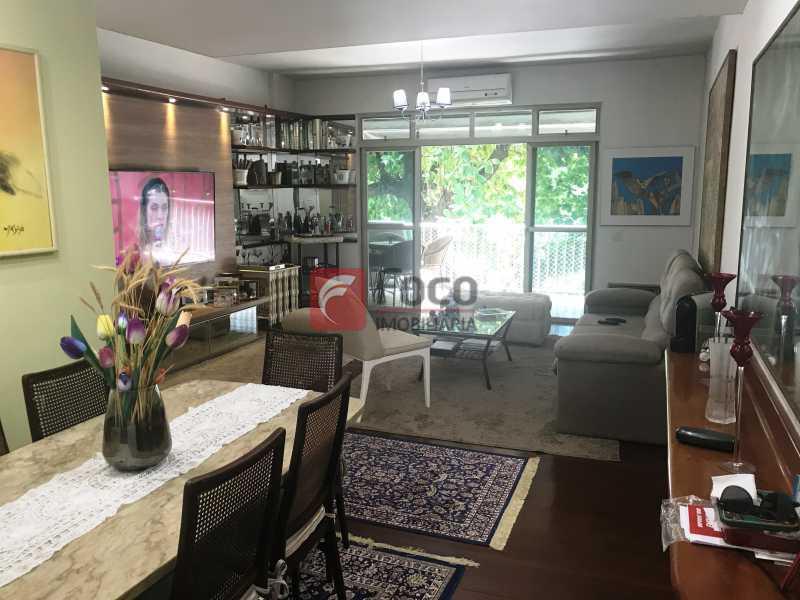 457 - Apartamento à venda Praça Santos Dumont,Gávea, Rio de Janeiro - R$ 1.400.000 - JBAP21144 - 3