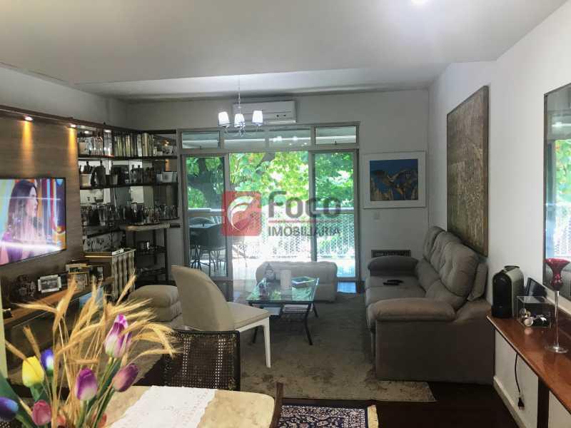 459 - Apartamento à venda Praça Santos Dumont,Gávea, Rio de Janeiro - R$ 1.400.000 - JBAP21144 - 4