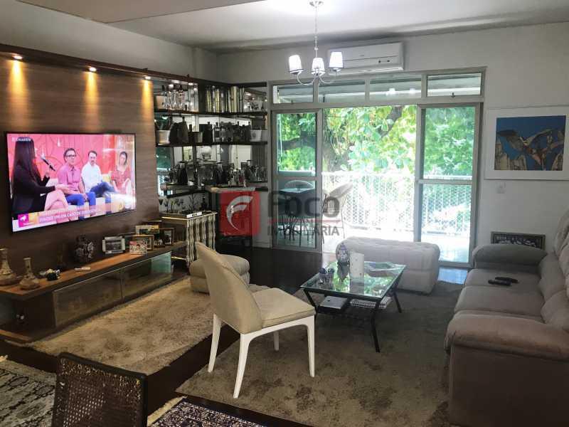 463 - Apartamento à venda Praça Santos Dumont,Gávea, Rio de Janeiro - R$ 1.400.000 - JBAP21144 - 5