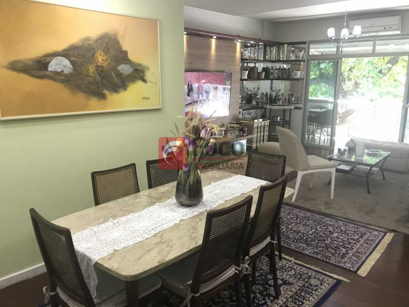 456 - Apartamento à venda Praça Santos Dumont,Gávea, Rio de Janeiro - R$ 1.400.000 - JBAP21144 - 6