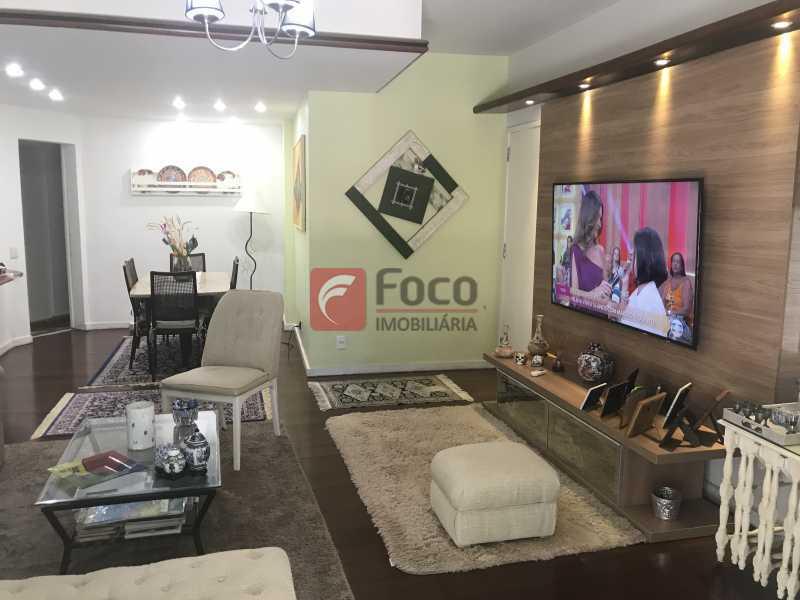 452 - Apartamento à venda Praça Santos Dumont,Gávea, Rio de Janeiro - R$ 1.400.000 - JBAP21144 - 8