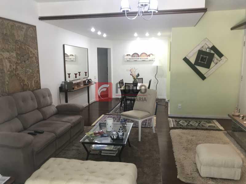 451 - Apartamento à venda Praça Santos Dumont,Gávea, Rio de Janeiro - R$ 1.400.000 - JBAP21144 - 9