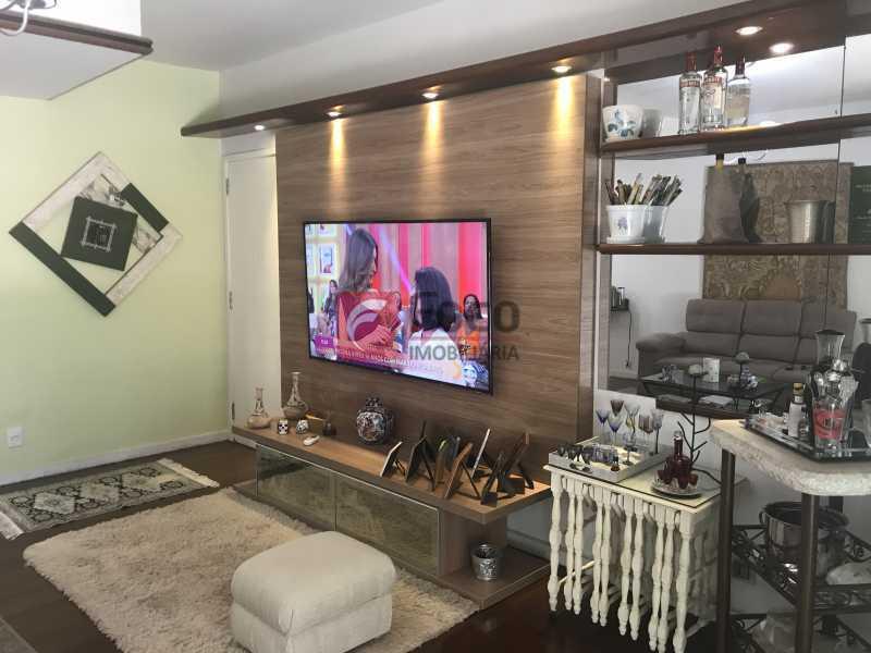 450 - Apartamento à venda Praça Santos Dumont,Gávea, Rio de Janeiro - R$ 1.400.000 - JBAP21144 - 10
