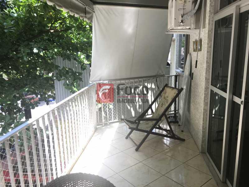 447 - Apartamento à venda Praça Santos Dumont,Gávea, Rio de Janeiro - R$ 1.400.000 - JBAP21144 - 11