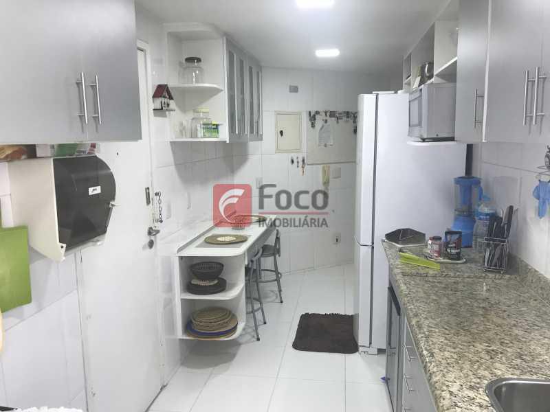 425 - Apartamento à venda Praça Santos Dumont,Gávea, Rio de Janeiro - R$ 1.400.000 - JBAP21144 - 17