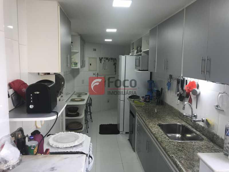 424 - Apartamento à venda Praça Santos Dumont,Gávea, Rio de Janeiro - R$ 1.400.000 - JBAP21144 - 18