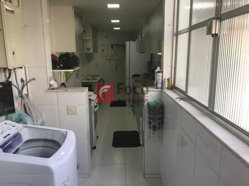 422 - Apartamento à venda Praça Santos Dumont,Gávea, Rio de Janeiro - R$ 1.400.000 - JBAP21144 - 20