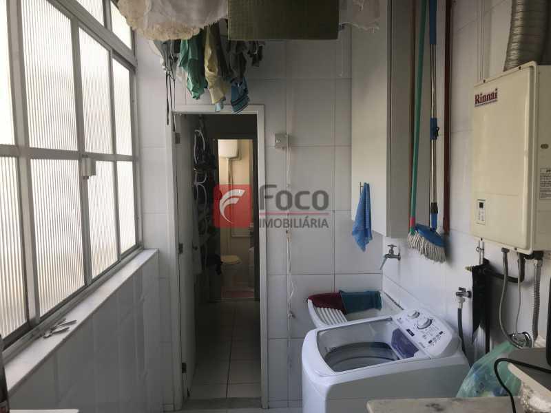 417 - Apartamento à venda Praça Santos Dumont,Gávea, Rio de Janeiro - R$ 1.400.000 - JBAP21144 - 23
