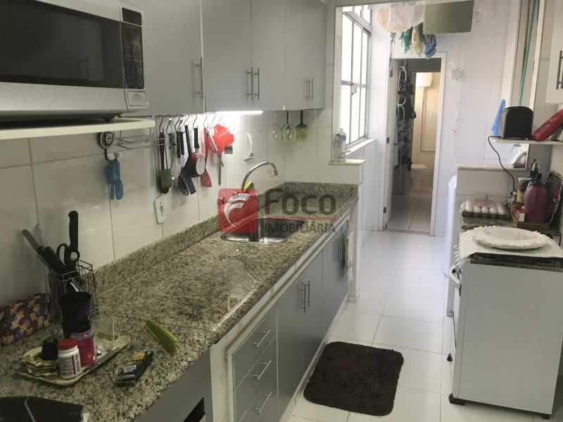 415 - Apartamento à venda Praça Santos Dumont,Gávea, Rio de Janeiro - R$ 1.400.000 - JBAP21144 - 19