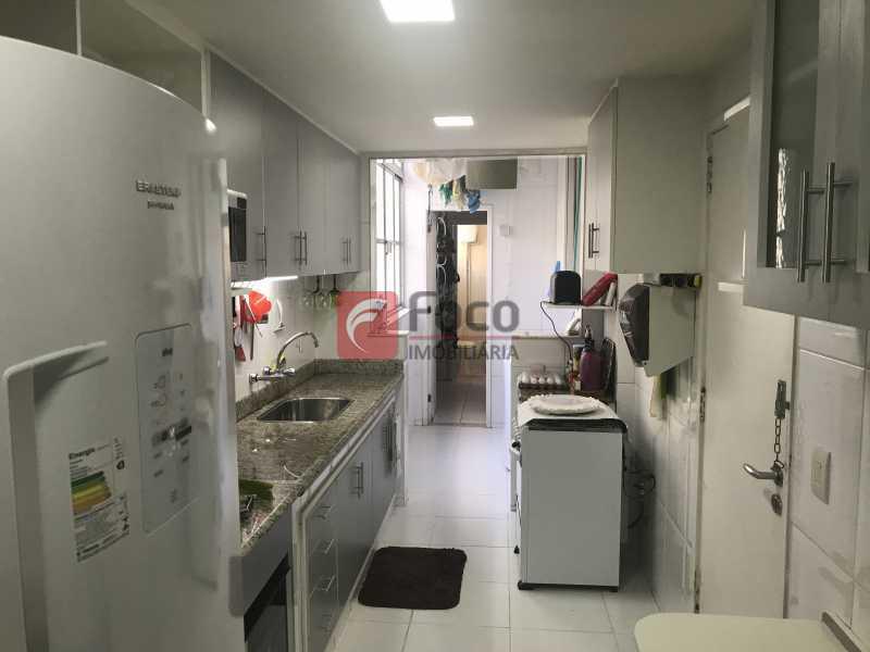 413 - Apartamento à venda Praça Santos Dumont,Gávea, Rio de Janeiro - R$ 1.400.000 - JBAP21144 - 16