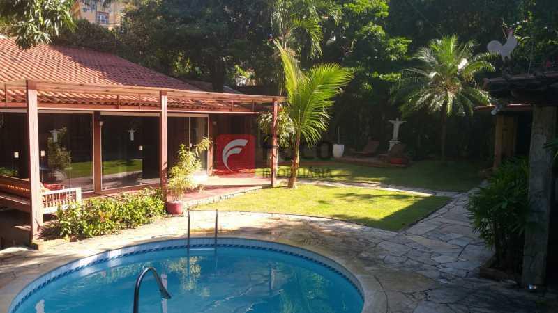 0a78dd6d-2a6a-422d-a4ab-59ece3 - Casa à venda Rua Cosme Velho,Cosme Velho, Rio de Janeiro - R$ 2.250.000 - JBCA50039 - 1