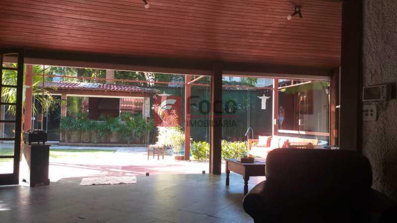 4ad75d18-ffba-4703-ba11-0d9fcb - Casa à venda Rua Cosme Velho,Cosme Velho, Rio de Janeiro - R$ 2.250.000 - JBCA50039 - 3