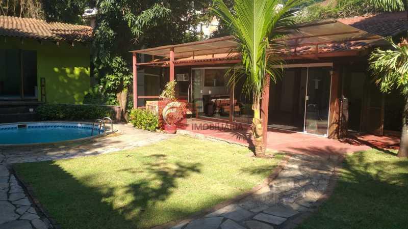 aa72ed0e-1c9c-47f0-a511-4c4082 - Casa à venda Rua Cosme Velho,Cosme Velho, Rio de Janeiro - R$ 2.250.000 - JBCA50039 - 15